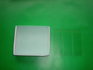 Microscope Slide 7101/7102 Ground Side /Unground Side pictures & photos