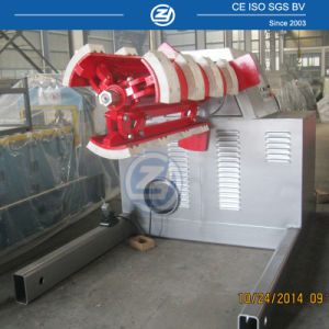 Customized 5tons 10 Tons Maunal Steel Coil Decoiler pictures & photos