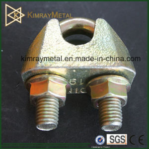 Galvanized DIN1142 Malleable Wire Rope Clip pictures & photos