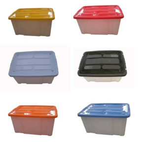 Plastic Laundry Box for Dishes (OEM) pictures & photos