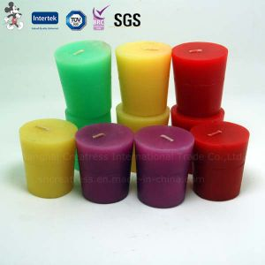 Factory Price Various Color Art Scented Candles pictures & photos
