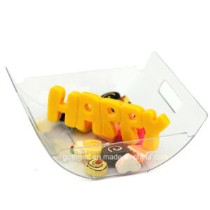 PP/PS Plastic Disk Disposable Saucer Special Design Dish 2.6 Oz pictures & photos