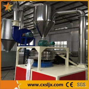 High Speed PP PE PS Plastic Pulverizer pictures & photos