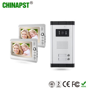 China 2 Apartment Video Door Phone Home Intercom (PST-VDO2-2K) pictures & photos