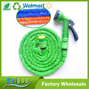 Retractable Silicone Rubber Hose for Car, Expandable Garden Water Hose pictures & photos