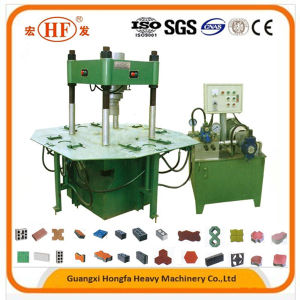 Hydraulic Brick & Interlocking Small Industry Block Making Machine pictures & photos