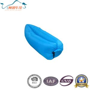 Air Inflatable Sleep Bed Lounger Outdoor Sleeping Bag