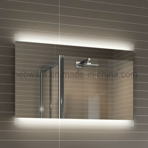 2016 New Design Luxury Illuminated Bathroom LED Mirror pictures & photos
