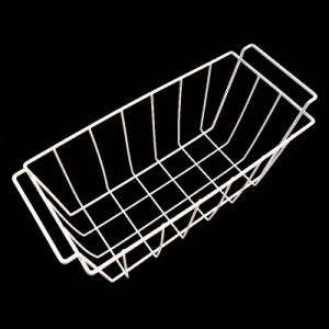 Refrigerator Steel Wire Food Basket for PE Coated