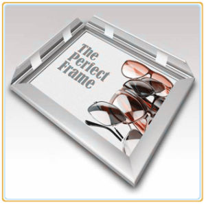 New Style Aluminum Snap Photo Frame pictures & photos