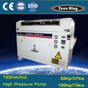 Stainless Steel Teenking Water Jet Cutting Machine Pump Water Jet