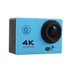 Gopro Hero 4 Style Sport Camera 4k 15fps 30m Waterproof Sport Action Camera pictures & photos