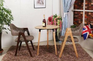 Solid Beech Wood Table Modern Living Room Fashion Table (M-X2518) pictures & photos