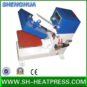 Pneumatic Single Station Label Heat Transfer Machine pictures & photos