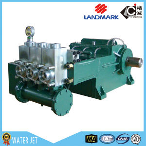 New Design Oil Field Use High Pressure Pump (WH67) pictures & photos