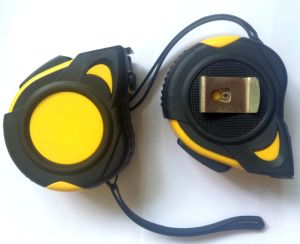 2-Stop Auto-Lock Measuring Tape pictures & photos
