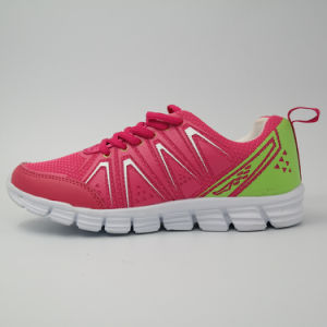 Sports Mesh Breathable Casual Running Shoes for Women (AKCS31) pictures & photos