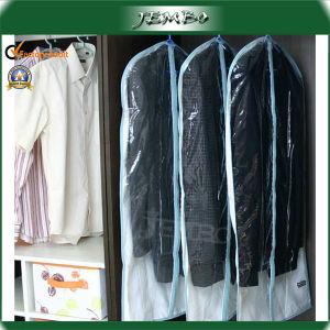 Hot Non Woven Clear PEVA Storage Garment Cover pictures & photos