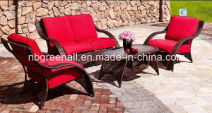 Polyrattan Outdoor Furniture Sofa Set for Rattan Furniture pictures & photos