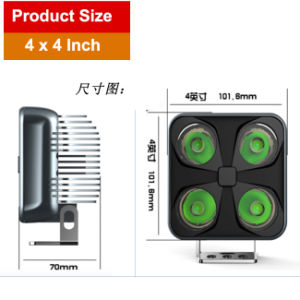 Waterproof IP69k LED Work Light 40W (Warranty 2 years) pictures & photos