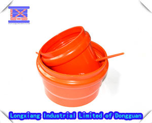 Orange Color Big Valve Mould Maker pictures & photos