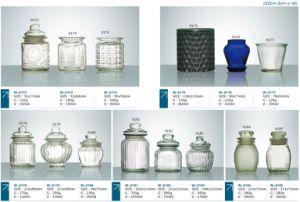 Glass Storage Jar pictures & photos