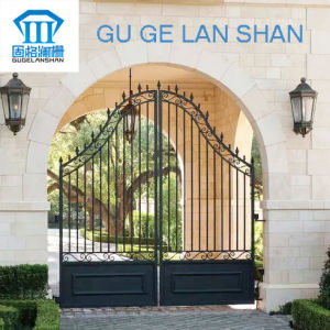 High Quality Crafted Wrought Iron Gate/Door 010 pictures & photos