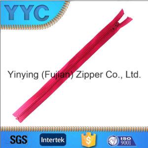 #3 Non-Lock Slider Nylon Zipper for Bags