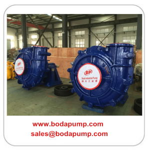 Wear-Resistant Slurry Pump Mining Machinery pictures & photos