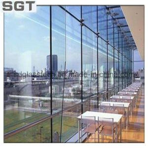 Low-E Environmental Friendly Tinted Glass for Modern Office Windows pictures & photos