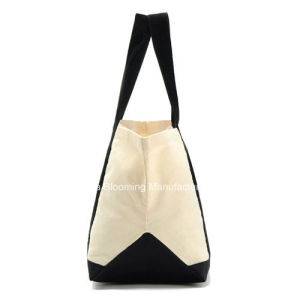 12oz Natural Canvas Bag Travel Carrier Hand Shoulder Shopping Tote Bag pictures & photos