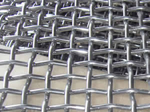 High Strength Stainless Steel Crimped Wire Mesh pictures & photos