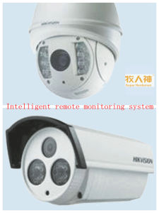 Supervisory Control intelligent spherical camera in Poultry Farming House pictures & photos