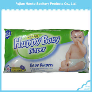 Soft Breathable Absorption Mix Sizes Happy Baby Diapers