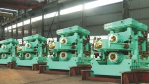2.2 Angle Steel Rolling Equipment