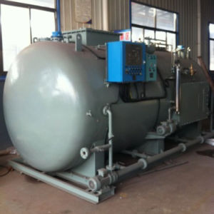 High Quality Water Treat Marine Sewage Treatment Plant pictures & photos