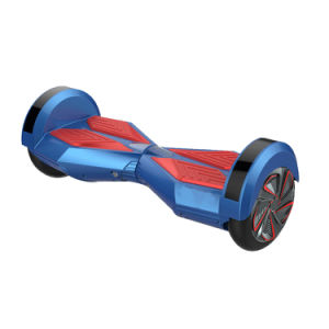 2015 Newest 2 Wheels 8 Inch Bluetooth Speaker Electric Self Balancing Scooter pictures & photos