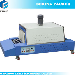 Semi-Auto Shrink Packing Machine for Small Box Bottle (BS400) pictures & photos