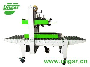 Carton Sealer Machine with Aluminium Foil Container Machine