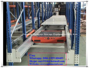 Hot Sale Warehouse Radio Shuttle Storage Pallet Rack pictures & photos
