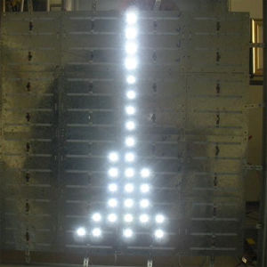Digital Dynamic LED Backlights Flash Banner Display Light Box