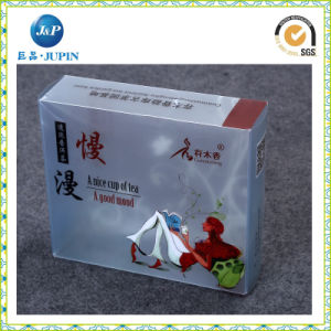 Plastic PVC Craft Gift Packaging Box (JP-pb006) pictures & photos