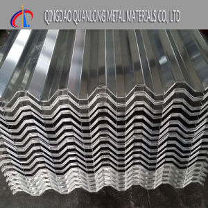 Corrugated Galvanized Iron Metal Roofing Sheet pictures & photos