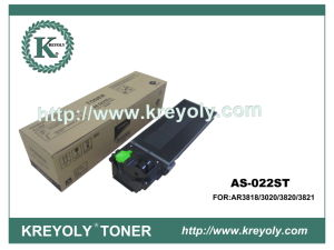 Black for Sharp Compatible Toner Cartridge for AS-022ST pictures & photos