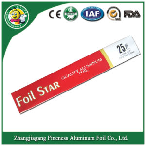 Competitive Price Household Aluminium Foil Roll pictures & photos