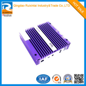 Extruded Aluminum Profile Custom Heat Sink From China pictures & photos