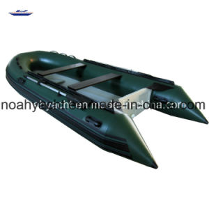 Made in China High Quality Noahyacht 3.3m Inflatable Boat Aluminum Hull Rib330 for Sale pictures & photos