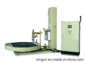 Heavy-Duty Fully Automatic Stretch Wrap/Wrapping Package/Packing Machine pictures & photos