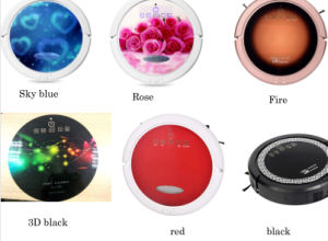 Low Price Robot Vacuum Cleaner with UV Light pictures & photos