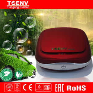 HEPA Filter Negative Ions Car Air Purifier Air Cleaner (ZL) pictures & photos